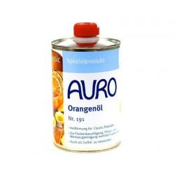 Uniwersalny rozcieńczalnik - olejek pomarańczowy 191 0,25l