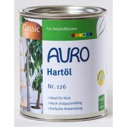 Olej do drewna AURO Nr. 126 Hartol Classic 0,75L