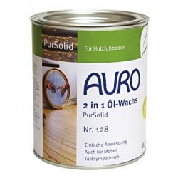 Olej i wosk 2 w 1 AURO 128