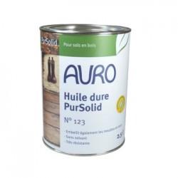 Olej do drewna Auro PURSOLID 123 0,375L